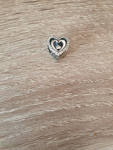 Privezak srebro - Srbija: Privezak od srebra za pandorinu narukvicu A moze i za ogrlicu