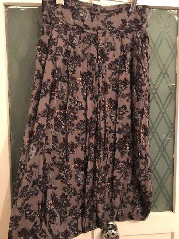 Новая турецкая юбка. Длина чуть ниже колена. На рост 170см. Срочно ски