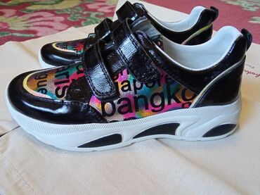 Детский мир - Кок-Джар: Классная кожанная обувь от Турецкой фирмы Bayrak.Просто не подошёл