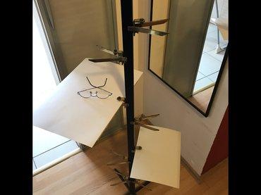 Štender za izložbene prostore, izloge, radnje , galerije... 122cm - Belgrade