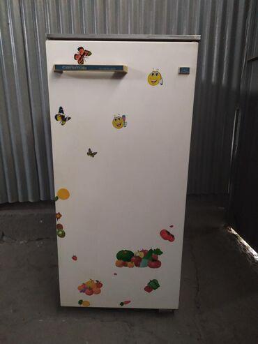 детские смеси в бишкеке в Кыргызстан: Б/у Однокамерный Белый холодильник Саратов