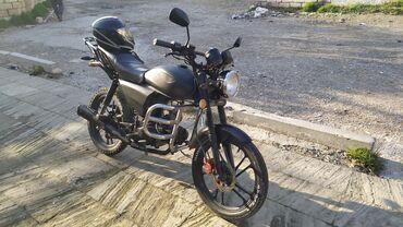 Motosiklet və mopedlər - Azərbaycan: Salam motosikletin bir neçə kosmetik iş yeyirsə də motosikl yaxşı