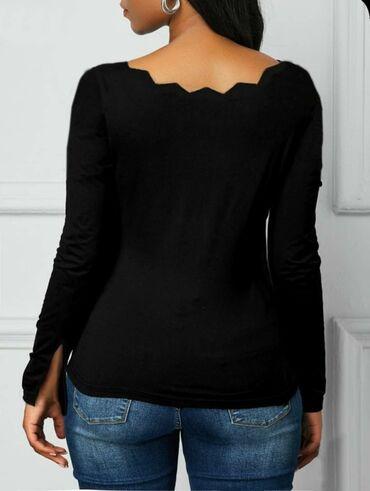 ️️️ prelepe nove trikotazne bluze od kasmiraCena 2150 din2 kom 3200