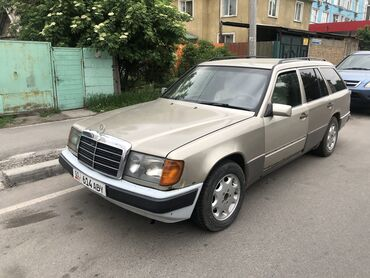 mercedes benz w124 e500 волчок купить в Кыргызстан: Mercedes-Benz E 300 3 л. 1991