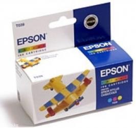 Epson t039 ✔картридж цветной ✔цвет: в Бишкек