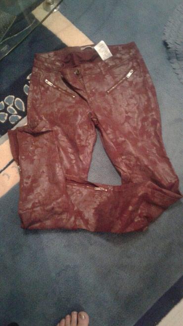 Zeske pantalone nove,samo oprane - Nova Varos