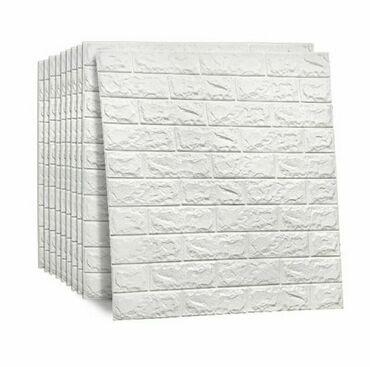3d ткань в Азербайджан: 3D panel dekor divar kagizinin ustunlukleri. 1.Ekonomikdir. 2. Nəfəs
