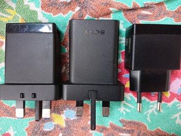 Telefon üçün Original Sony Adaptorları. Telefon qutularından - Bakı