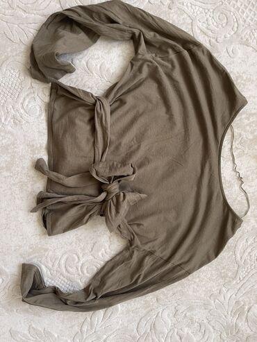 Zara bluza sa otvorenim ledjima