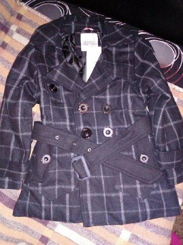 UNISEX kaput,za dečake i devojčice! NOV!!! Veličina 4! Postavljen - Belgrade