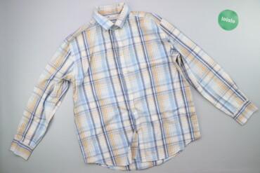 Чоловіча сорочка у клітинку Top Secret р. L    Довжина: 69 см Ширина п