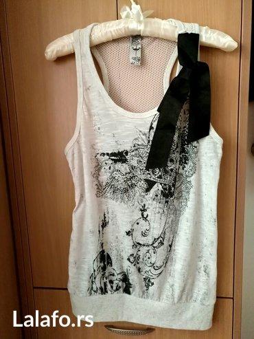 Majica extra kao nova pamucna moderna ve. M. Licno preuzimanje moguce  - Beograd
