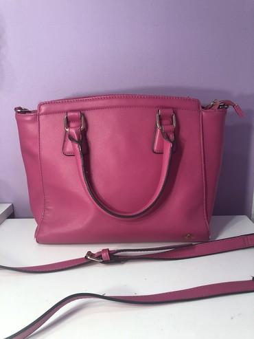 Roze torba Carpisa Vidljiva oštećenja 30x27x15 cm - Crvenka