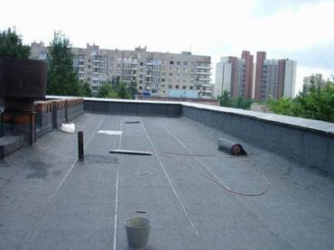 РЕМОНТ КРЫШ в Бишкек