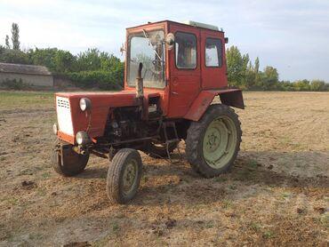 Kənd təsərrüfatı maşınları - Ucar: Traktor yaxsi vezyetdedir real aliciya endrim olcağ