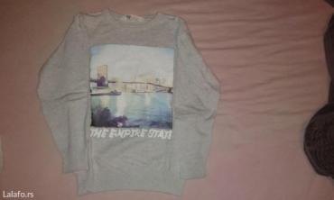 Bluze za decake br. 122 ili br. 8,kao nove, jednom do dva puta obucene - Smederevo