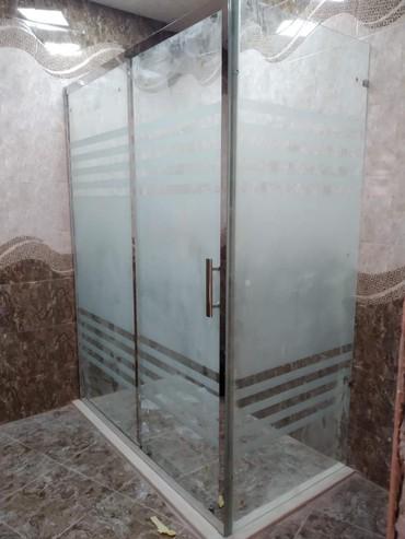 Bakı şəhərində Duş kabin ara kesme sifarişleri qebul olynur