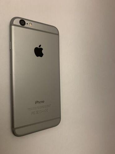 touch 6 в Кыргызстан: Б/У iPhone 6 16 ГБ Серый (Space Gray)