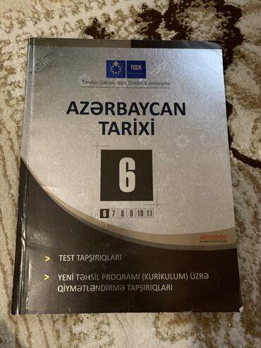 6ci sinif azərbaycan tarixi sinif testi cırığı yazısı yoxdur