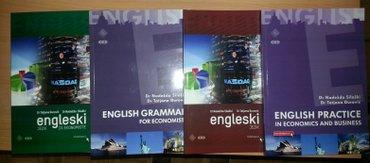 Ekonomski fakultet, engleski jezik za drugu godinu, odnosno za - Belgrade