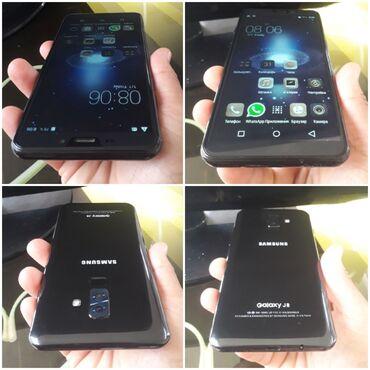 Elektronika Masallıda: İşlənmiş Samsung Galaxy J6 Plus 32 GB qara