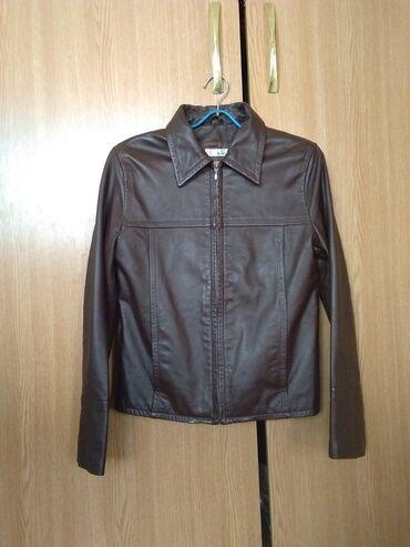 Куртки - Кок-Ой: Куртка кожаная