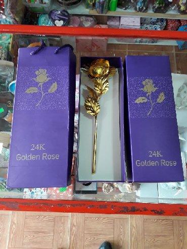 golden rose tonal krem - Azərbaycan: 8 Marta aid Golden Rose 24k qızılı