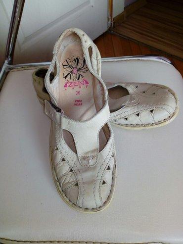 Personalni proizvodi | Sopot: Sandale u extra stanju marke ZEN. Broj 36. Kupljene u Kopitarni