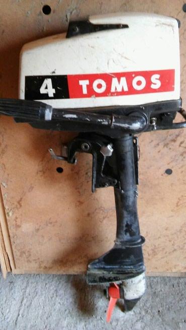 Tomos - Srbija: Motor za camac Tomos 4 Motor za camac Tomos 4 je polovan ali nije