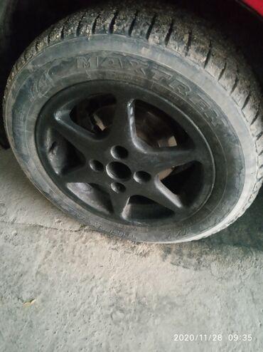 куплю диски на 14 в Кыргызстан: Диски 14 на зимней резине 4шт
