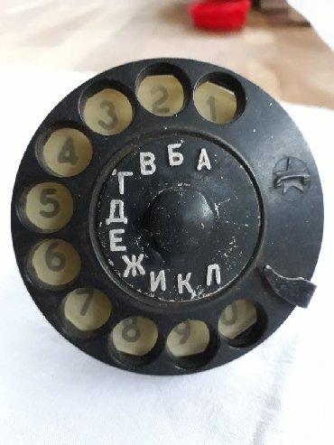 диски на ауди в Азербайджан: Наборный диск телефона. В отличном рабочем состоянии. С домашнего