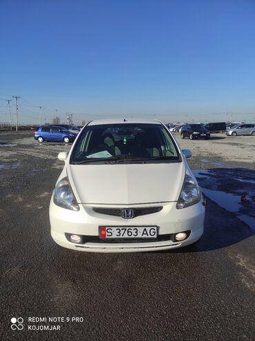 Honda Fit 1.3 л. 2003 | 173258 км