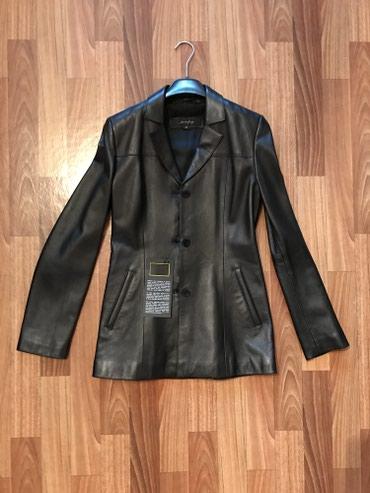 Куртка из натуральной кожи. Новая. в Бишкек