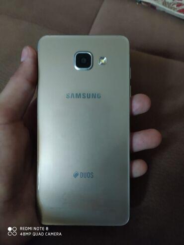 Samsung - Saray: İşlənmiş Samsung Galaxy A5 2016 16 GB qızılı