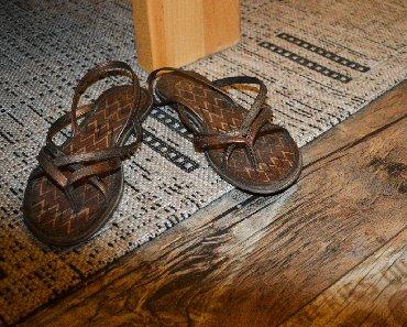 Sandale-zenske - Srbija: Grendha Zenske Sandale