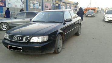 Срочно Продаю Ауди А6 кузов с4 95год в Лебединовка