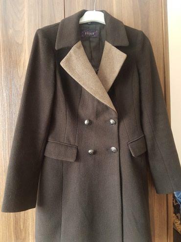 Пальто деми р.S (купили в Корее ) в Бишкек