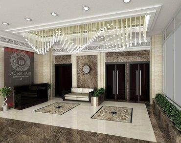 Продается элитная 3-комнатная квартира ПСО. Проект индивидуальный. На в Бишкек