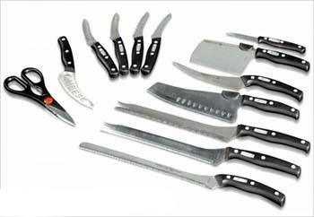 Набор из 12 стальных ножей с в Бишкек