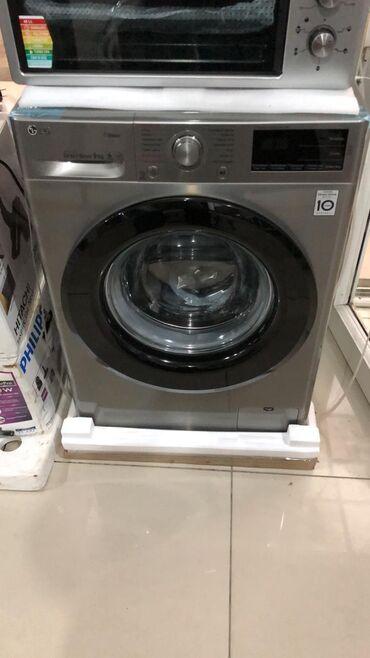 Öndən Avtomat Washing Machine LG 9 kq