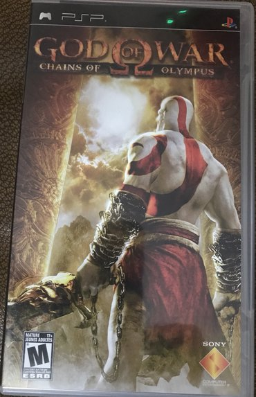 Originalna PSP igrica God of War - Beograd