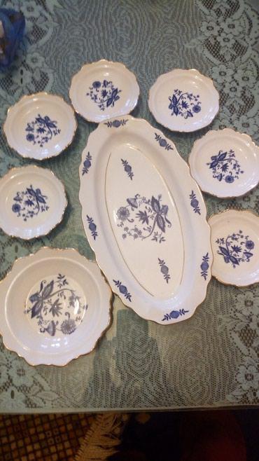 Nov porcelanski komplet za serviranje..cena fiksna.. - Kraljevo