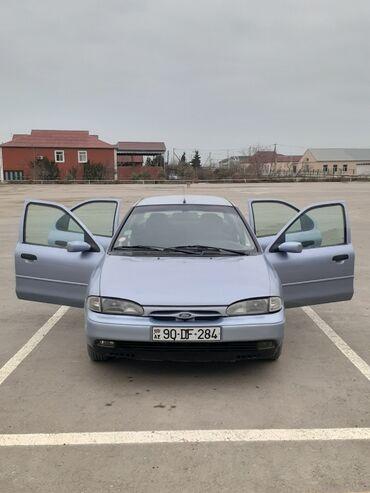 təkər arası dəmir - Azərbaycan: Ford Mondeo 1.8 l. 1995 | 281000 km