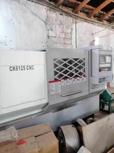 parket stanoku - Azərbaycan: CNC tokar cihaz (stanok, станок токарный) teze, 18500 usd chatdirilma