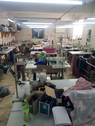 Услуги швейного цеха - Кыргызстан: Сдаю полуподвальное помещение для швейного цеха !!! И есть второй этаж