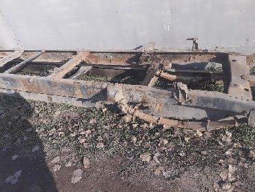 задни в Кыргызстан: Газ 52 на запчасти КПП рама с рессорами радиатор задний мост перед