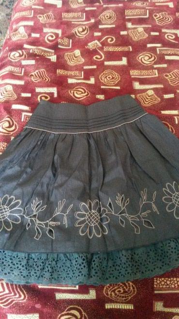 юбка солнце из кожи в Кыргызстан: Юбка из европ 450 сом разм 40 42 44 падайдет