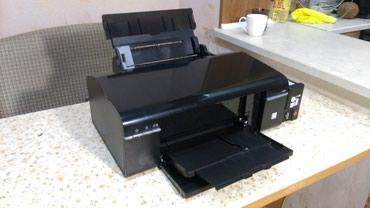 Продаю принтер Epson L800 в отличном состоянии  в Бишкек