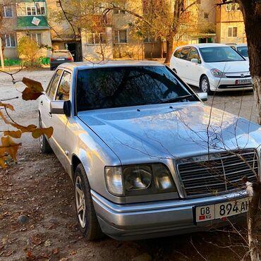 Mercedes-Benz W124 2.2 л. 1993 | 217000 км