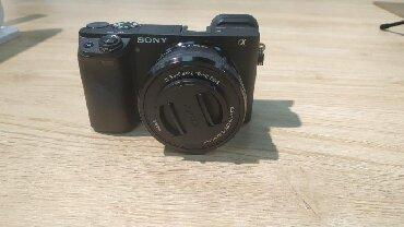 50mm - Azərbaycan: Sony A6400+16-50mm lens. Probeg 1k ideal vəziyyətdə